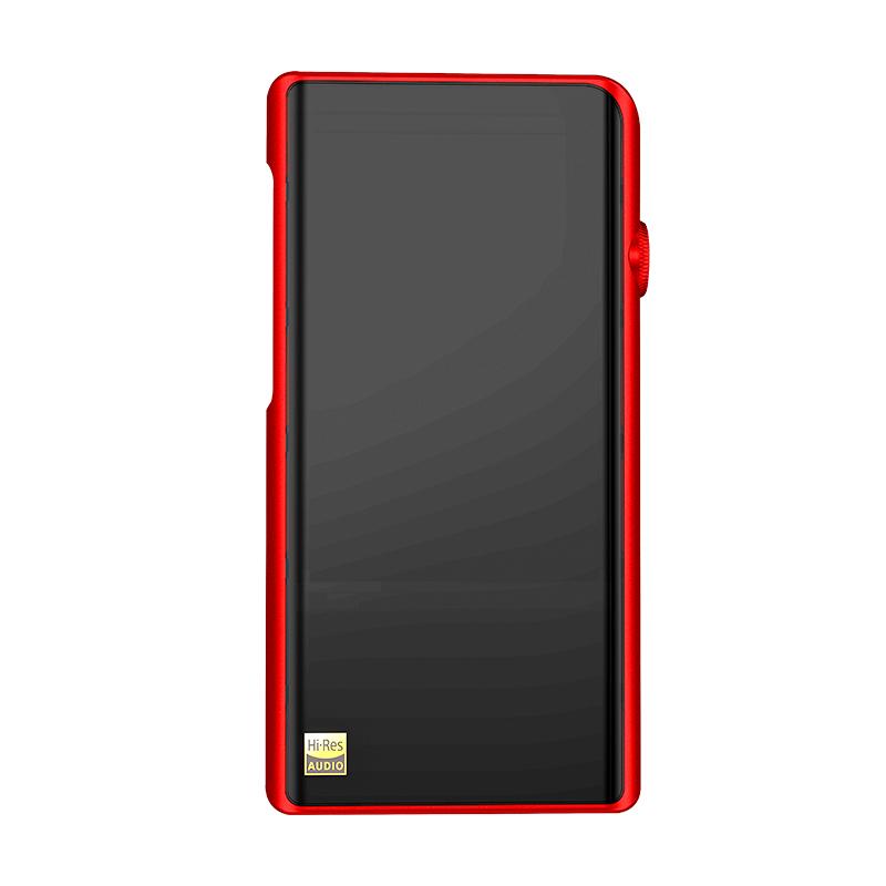 Shanling M5s red, портативный аудиоплеер