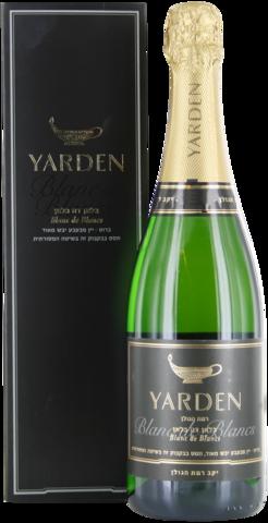 Golan Heights Winery Yarden Blanc de Blancs Brut в подарочной упаковке
