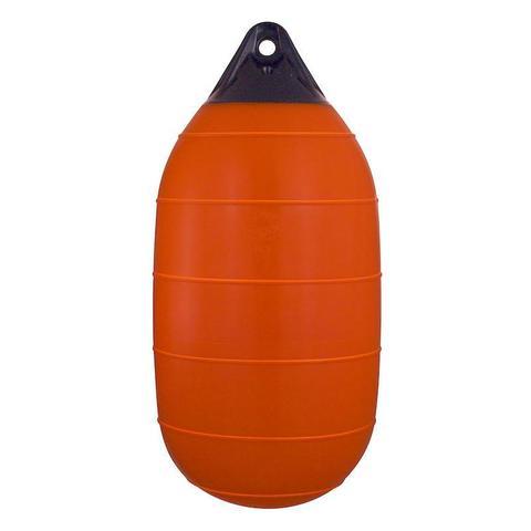 Буй надувной 745x350 мм, оранжевый