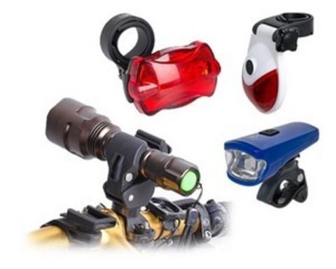Купить велосипедные фонари (передние и задние), велосипедную подсветку
