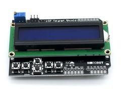 LCD 1602 Keypad Shield