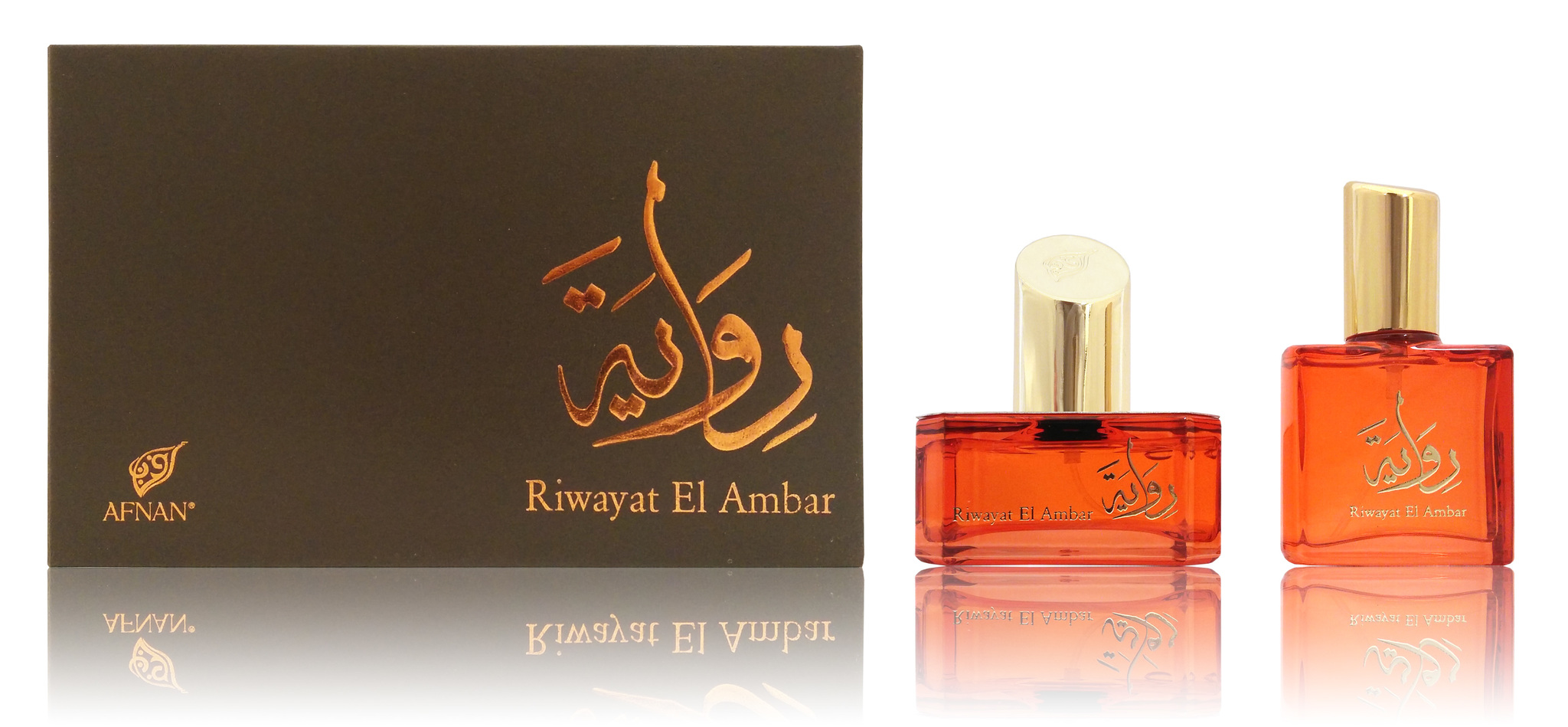 Riwayat El Ambar u EDP 50+20 ML спрей от Афнан Парфюм Afnan Perfumes
