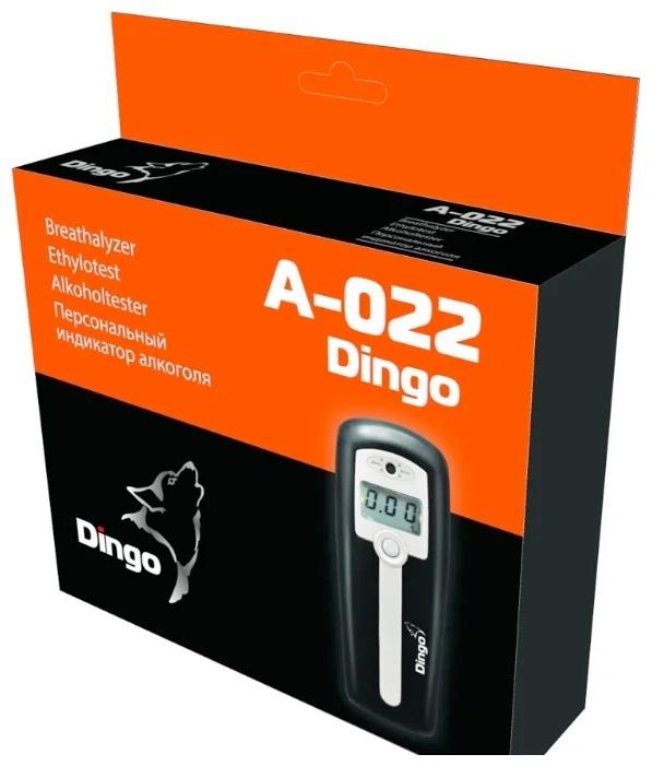 Упаковка Алкотестер А-022 Динго
