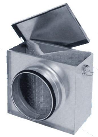 Фильтр прямоугольный Dvs FSL d 400