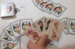 Игральные карты с персонажами