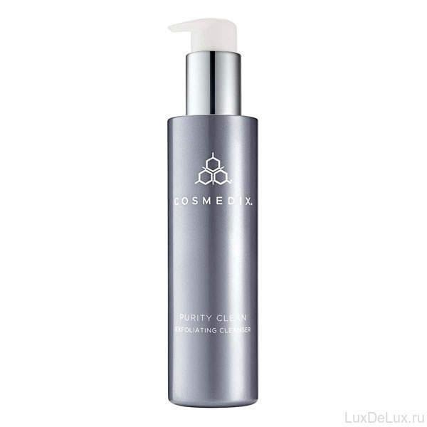 Гель отшелушивающий Cosmedix Purity Clean Exfoliating Cleanser 150мл