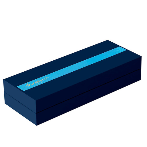 Waterman Exception - Black GT Slim, перьевая ручка, F