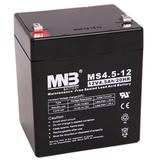 Аккумулятор MNB MS4,5-12 ( 12V 4,5Ah / 12В 4,5Ач ) - фотография
