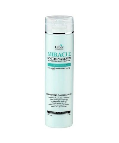 LADOR Сыворотка для сухих и поврежденных волос Miracle Soothing Serum 250g
