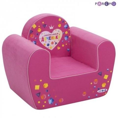 Стул Paremo Детское кресло Инста-малыш Любимая Доченька PCR317-21