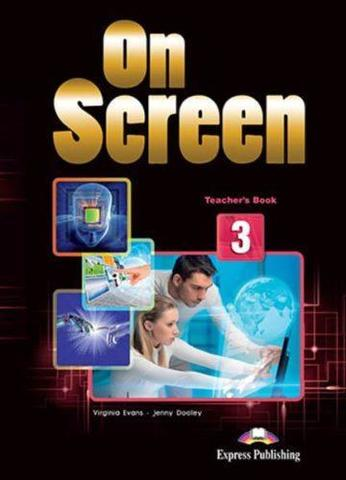 On Screen 3. Teacher's Book  (International). Книга для учителя