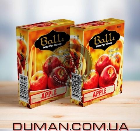 Табак Balli APPLE (Балли Яблоко)