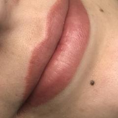 Пигмент для губ Nut pie (Ореховое пралине) от Алины Шаховой