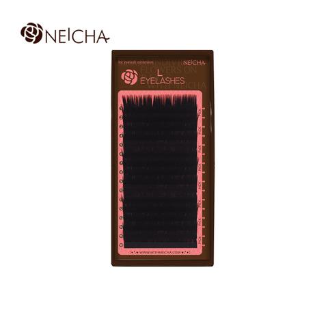 Ресницы NEICHA нейша MIX 16 линий L-изгиб Natural Curve