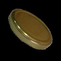 Крышка Твист III-100 лак золотая