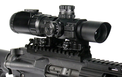 LEAPERS 1-4.5X28 ACCUSHOT TACTICAL (SCP3-145IEMDQ)