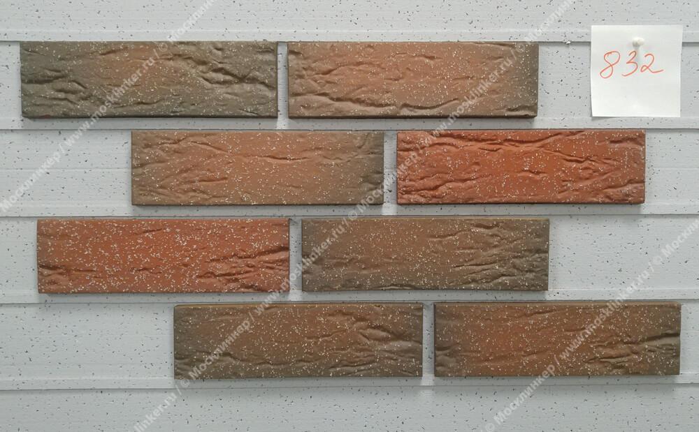 Roben - Vogtland, bunt, NF14, 240x14x71 - Клинкерная плитка для фасада и внутренней отделки