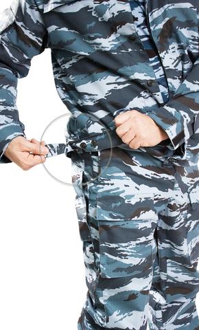 Костюм Спецназ серый камыш тк. Рип-стоп