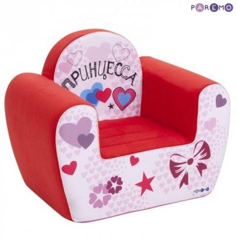 Стул Paremo Детское кресло Инста-малыш Принцесса Кэрол PCR317-15