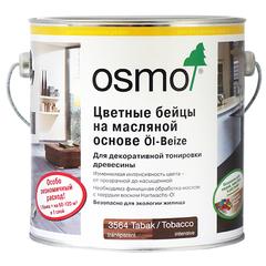 Цветные бейцы OSMO