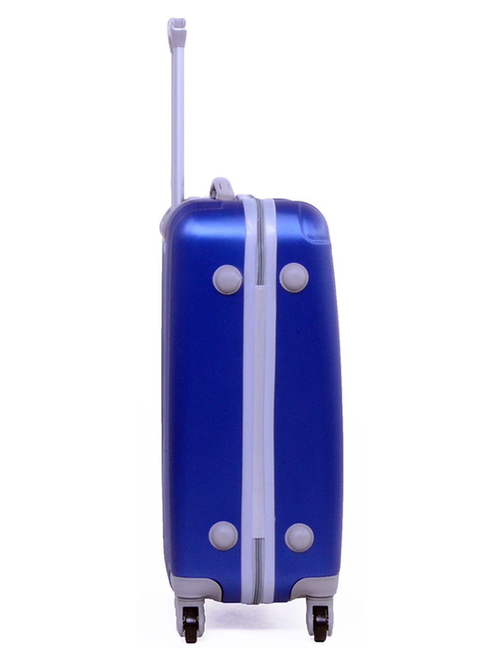 Чемодан Ananda APL-833 Темно-синий (M)