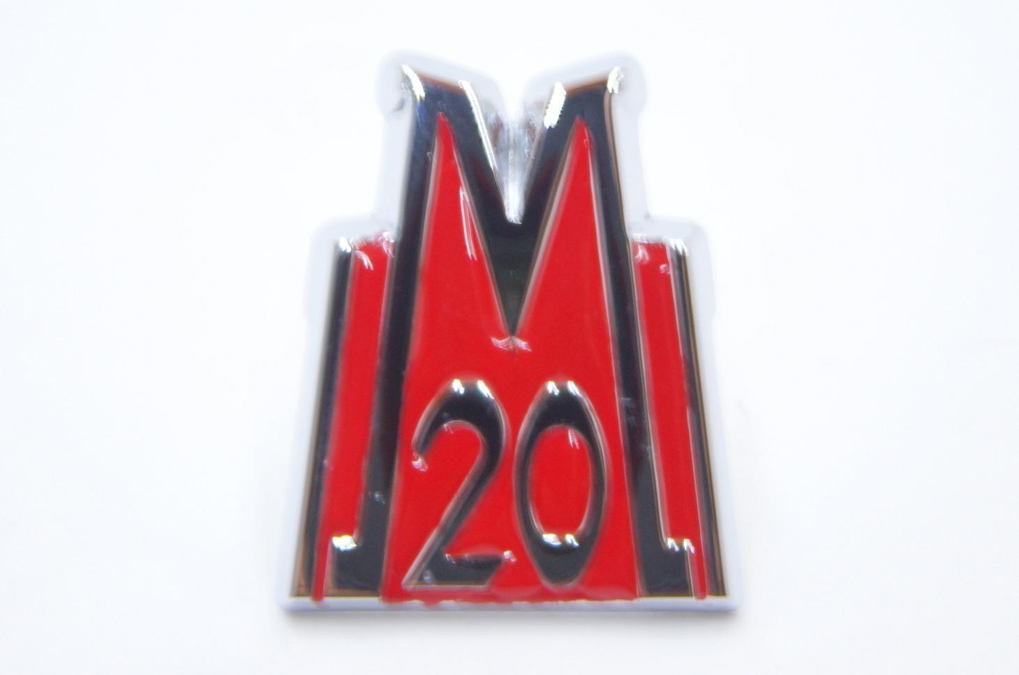Эмблема панели приборов Газ М20 торпедо