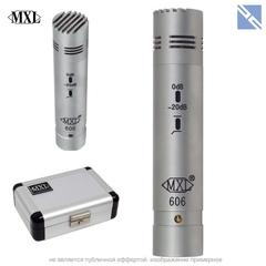 Микрофон MXL 606 c малой мембраной инструментальный