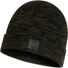 Вязаная шапка Buff Hat Knitted Edik Khaki
