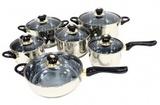 Набор посуды RAINBOW 6 предметов, артикул 12RB00000-XUS01, производитель - Atlantis
