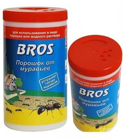 БРОС от муравьев (BROS), 100 гр