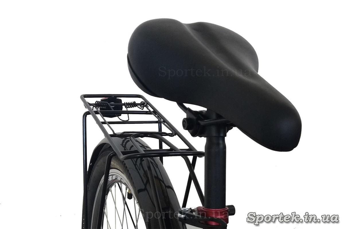 Сідло міського жіночого велосипеда Formula Omega