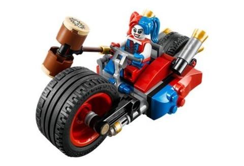 LEGO Super Heroes: Бэтмен: Погоня на мотоциклах по Готэм-сити 76053 — Gotham City Cycle Chase — Лего Супергерои ДиСи