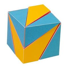 Кубоидный обратимый куб