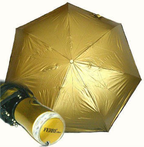 Зонт складной Ferre GF 200-1-Golden