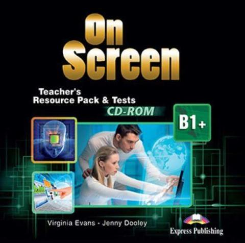 On screen b1+ teacher's resourse pack & tests cd-rom
