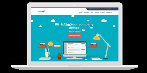Развертывание корпоративного портала на базе 1С-Битрикс (Битрикс24) специально для строительных и проектных организаций. Особенность - понимание специфики бизнес-процессов в проектировании и строительстве, оптимизация портала для их удобной реализации