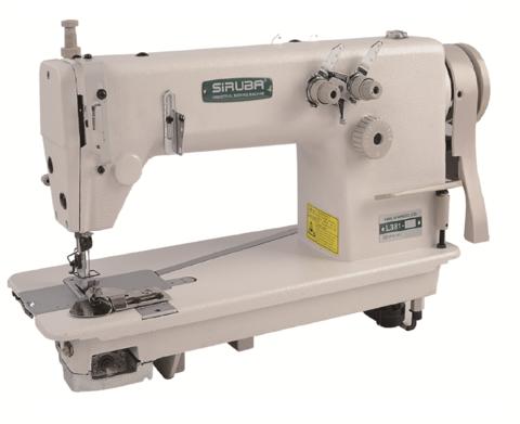Двухигольная швейная машина цепного стежка Siruba L382-95 | Soliy.com.ua