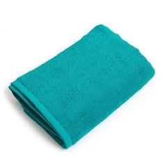 Полотенце махровое зеленое