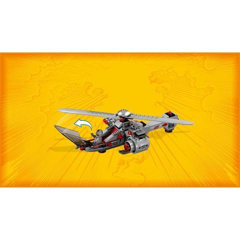 LEGO Super Heroes: Скоростная погоня 76098 — Speed Force Freeze Pursuit — Лего Супергерои ДиСи