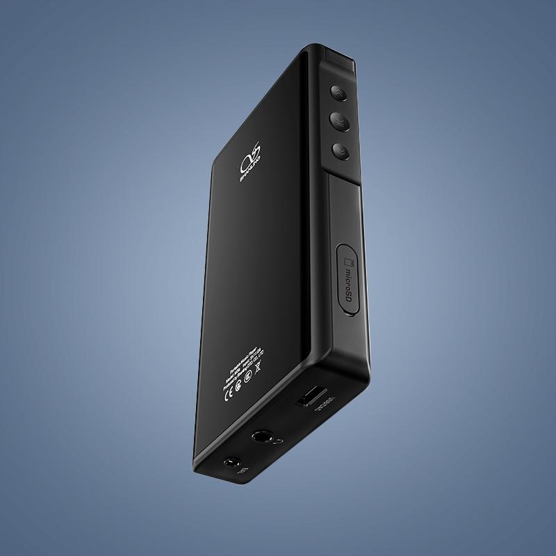 Shanling M2X black, портативный аудиоплеер
