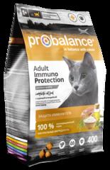 Корм ProBalance Immuno для кошек с курицей и индейкой