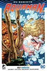 DC Rebirth Aquaman Cilt 1-Boğulma