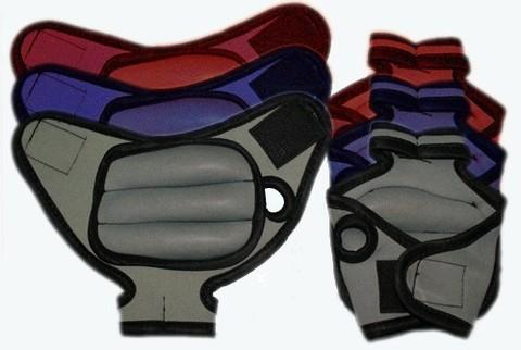 Утяжелитель для кистей рук. Вес 2х0,75 кг. :(DB41-1,5):