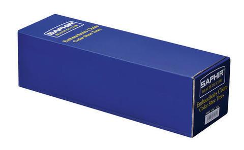 Набор колодок для обуви из кедра sphr2811 Embauchoirs Cedre Massif Saphir (10 пар)