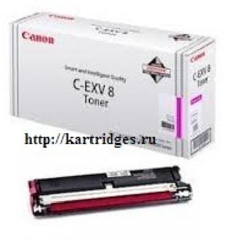 Картридж Canon C-EXV8M (C-EXV8, C-EXV-8, C-EXV-8M)