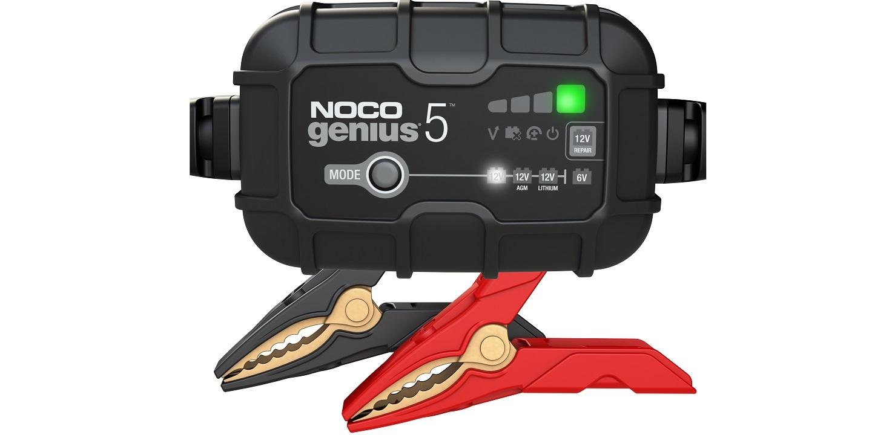 Зарядное устройство NOCO Genius5