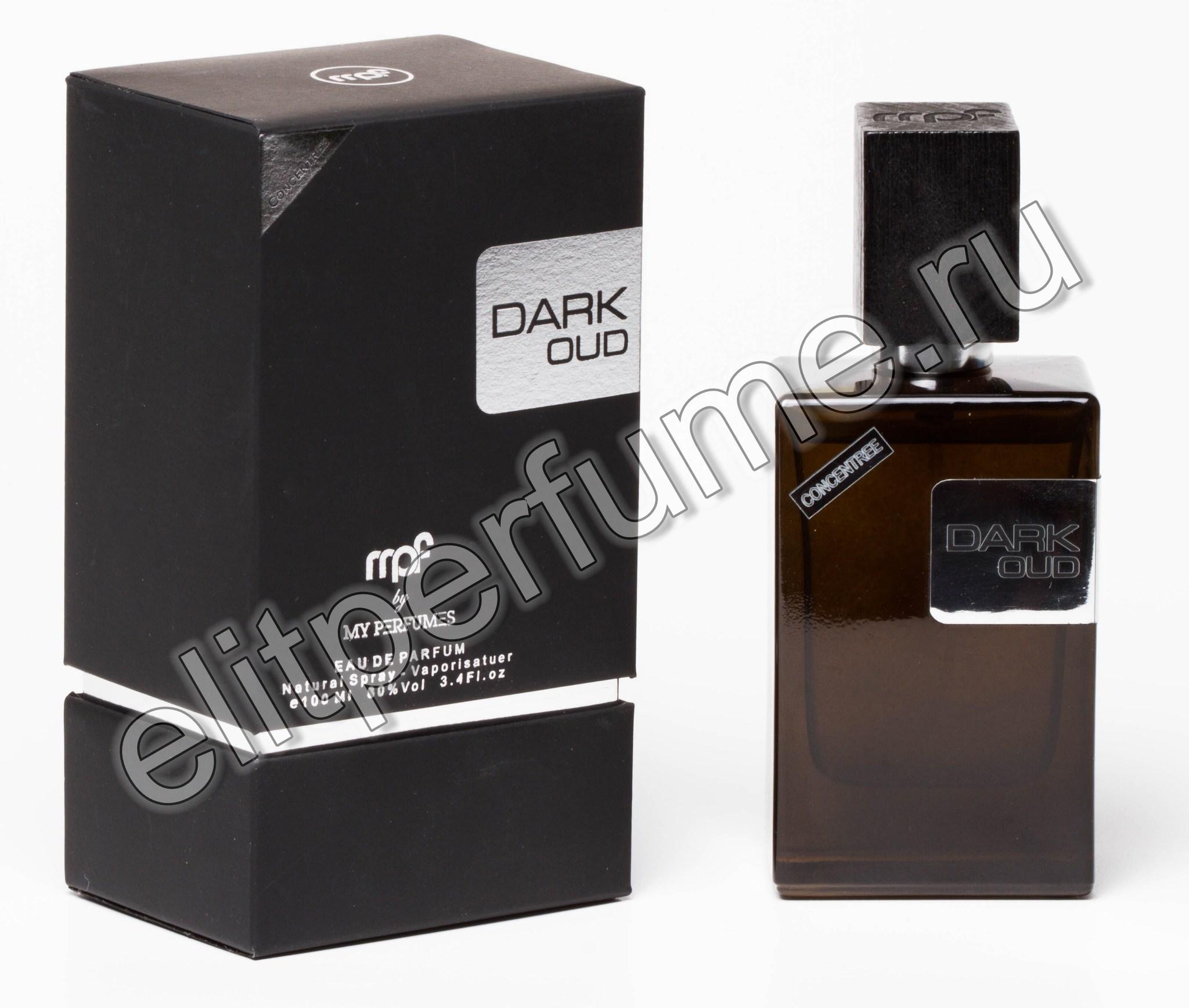 Dark Oud  Дарк Оуд 100 мл спрей от Май Парфюмс My Perfumes