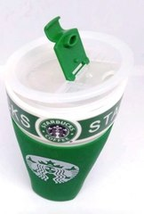 Кружка  Starbucks с крышкой PY 0221