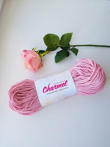Розовый Хлопковый шнур