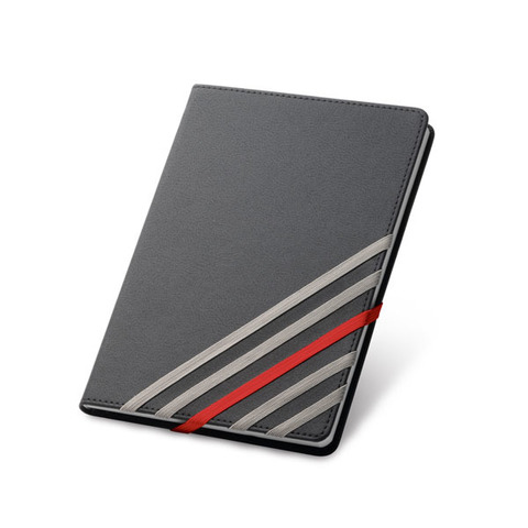 Plot Notebook, red